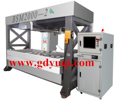 full automatic glass edging machine