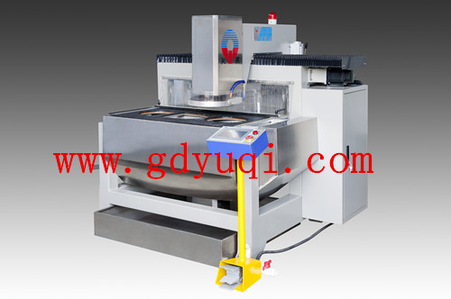 one-head automatic glass drilling machine