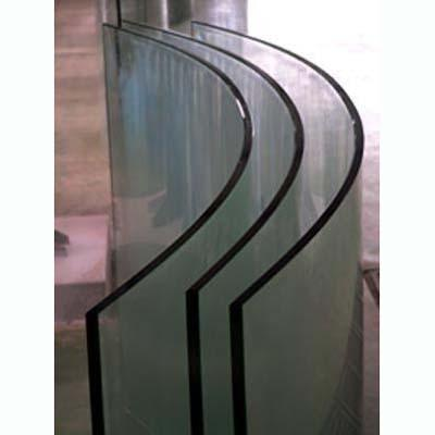 3-19mm Hot bending glass, tempered bent glass, clear, tinted, coated.