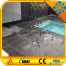 high quality tempered glass pool fence panel pricing