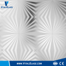 Various Solid Patterned Glass
