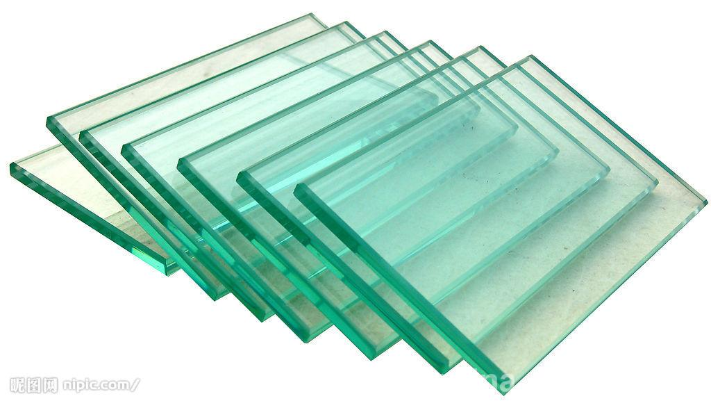 3mm non-glare clear float glass