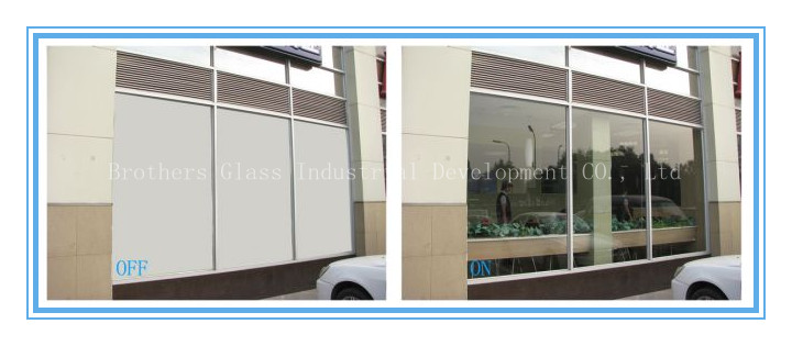 High Quality PDLC Smart Glass