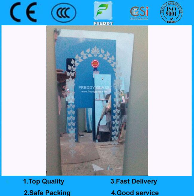 1.5mm-3mm Pier Glass/Full-length Mirror/Dressing Mirror/Wardrobe Mirror