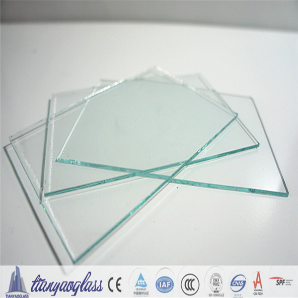 4mm ultra clear float glass