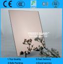 2mm Offline Reflective Coating Pink Mirror