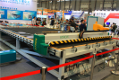 SC4228 glass cutting machine with low-e deletion
