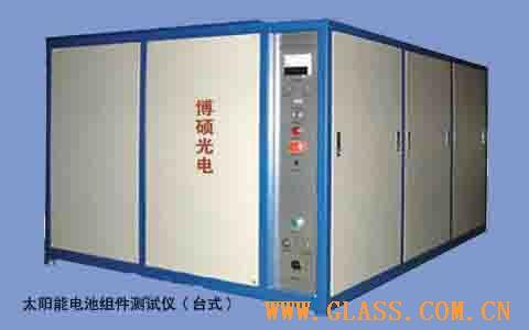 solar energy battery component testor