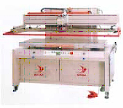 Electrical Large flat Screenprinting Machine