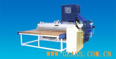 glass cleaning machine
