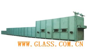 coalburning glass annealing furnace