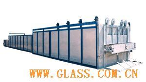 electronic glass annealing furnace