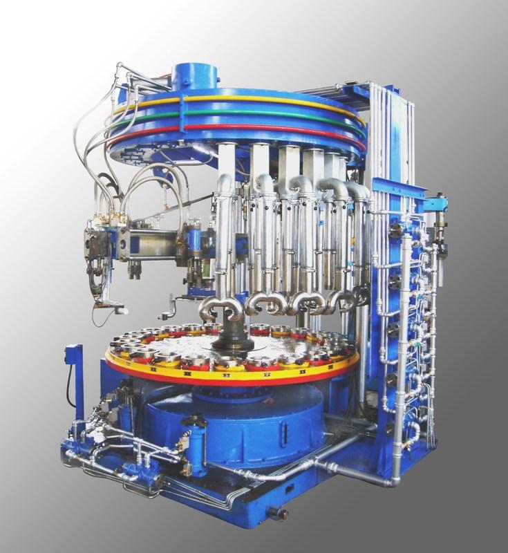 Jby-24/30-1880 Double-gob Hydraulic press M/C
