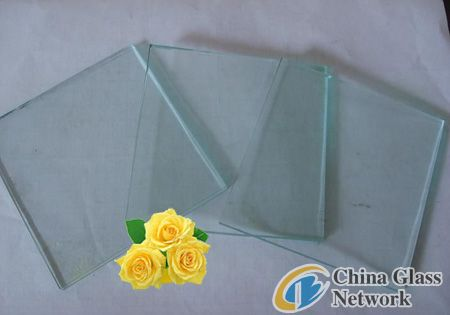 rolled glass