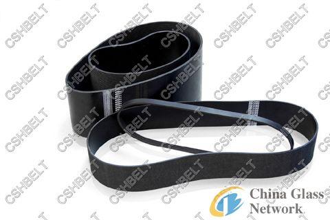 Poly v-ribbed belt