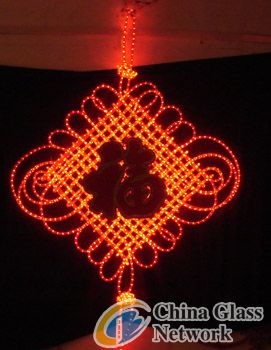 Chinese Knot light