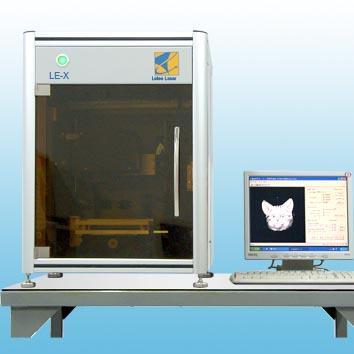 3d laser machine