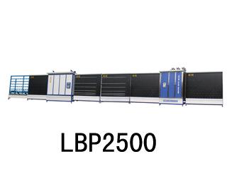 double glazing glass production line LBP2500