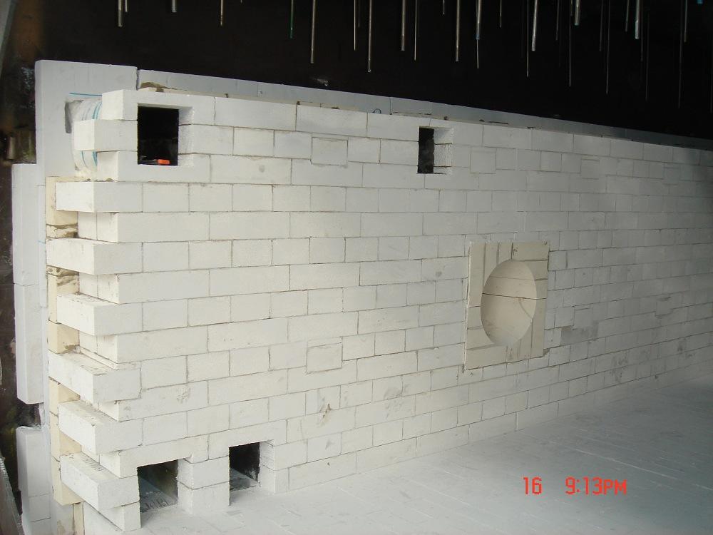 Insulating firebrick
