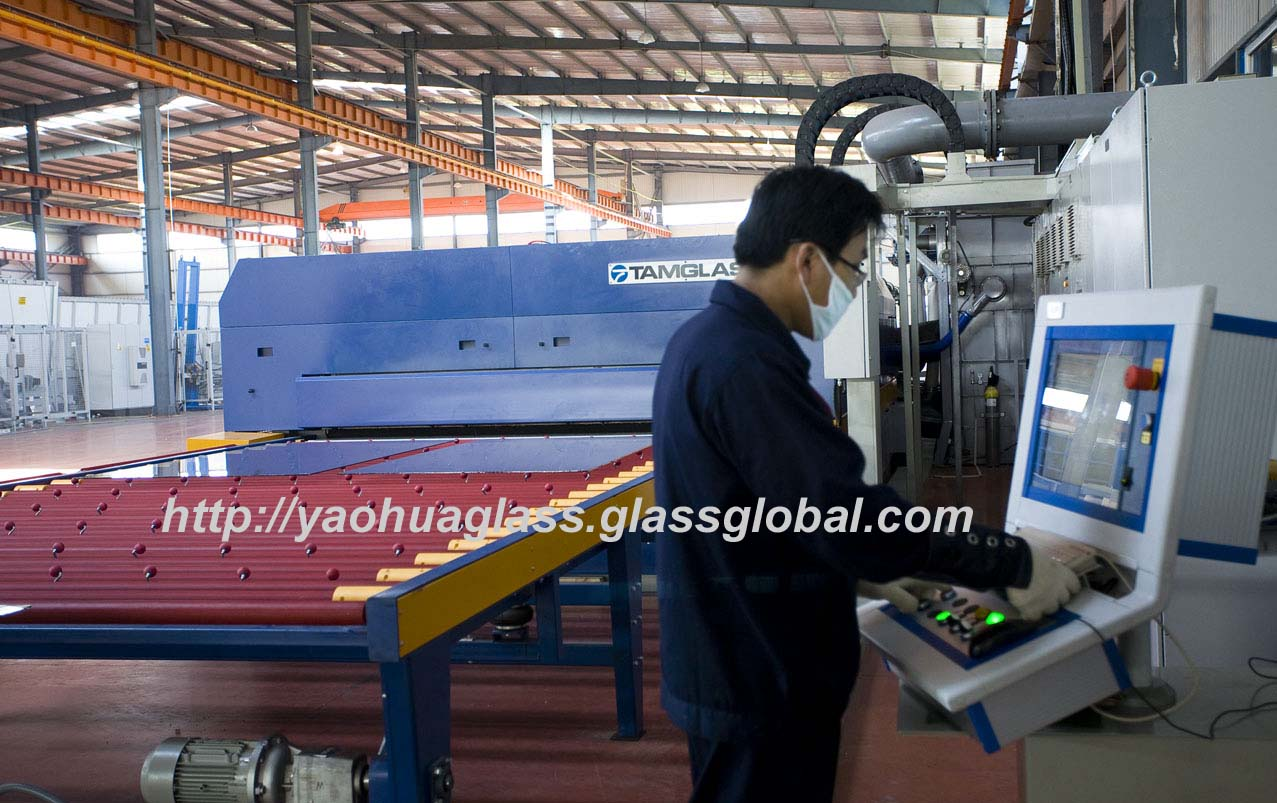 3MM Tempered glass product line from Finland