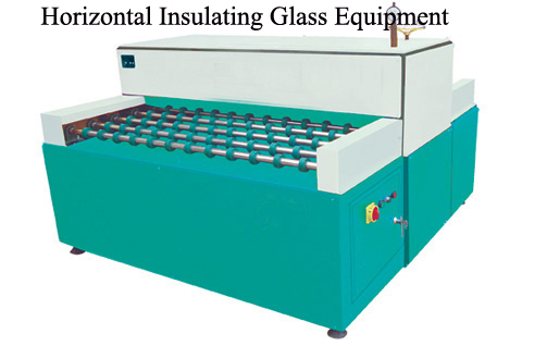Horizontal Insulating Glass Equipment