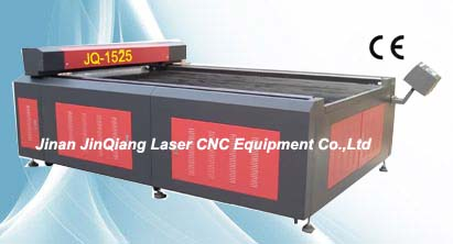 JQ1525 Laser Cutting Machine