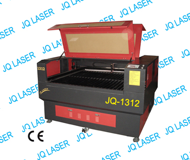JQ1312 Superpower Laser Cutting Machine With Ballscrews