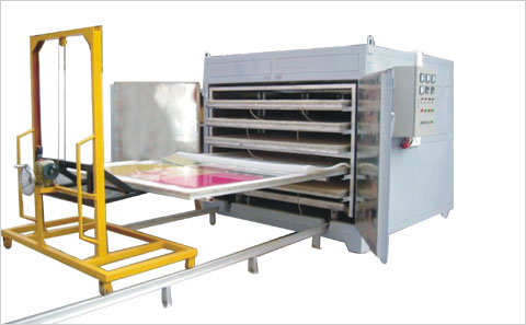 laminated glass line