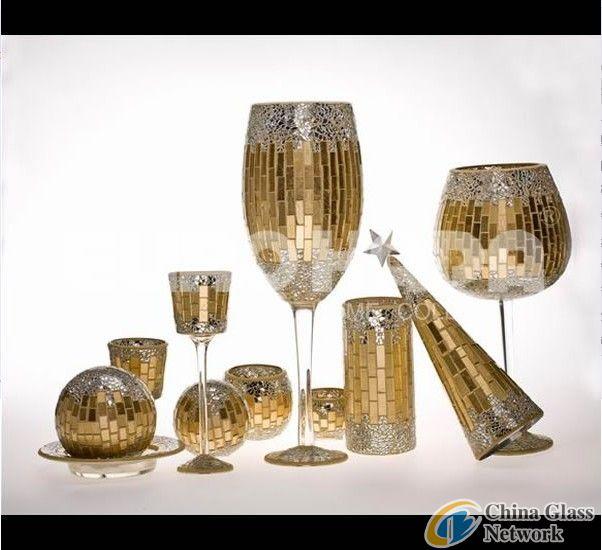 mosaic glasswares