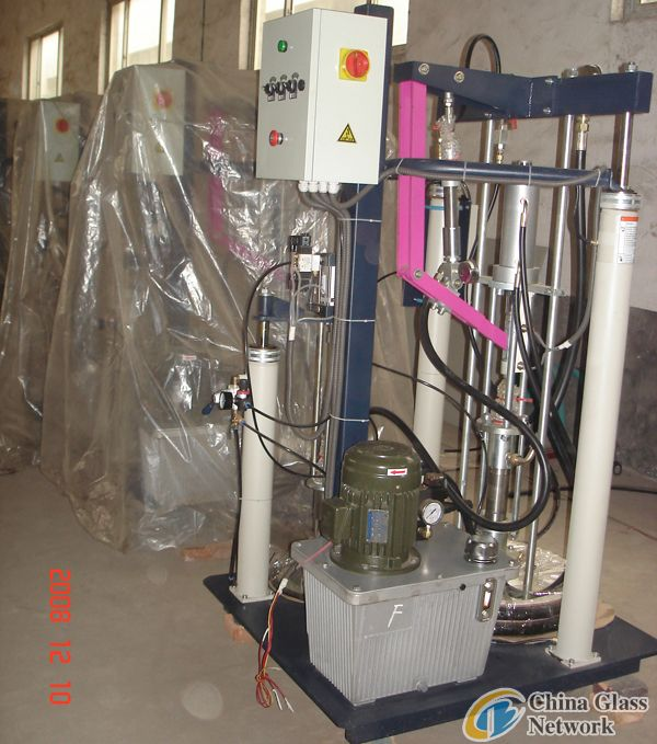 Two Component Sealant Extruder