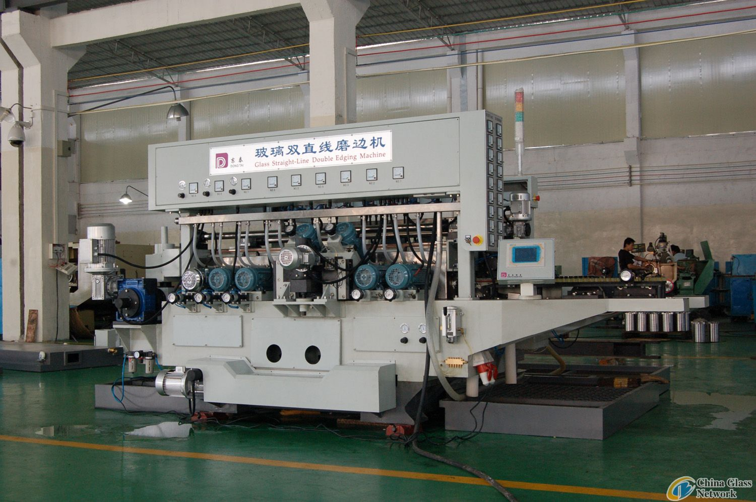 glass edging machine for small glass