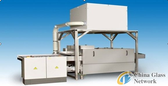 Glass Washing & Drying Machine