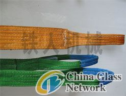glass sling;hook;wire rope