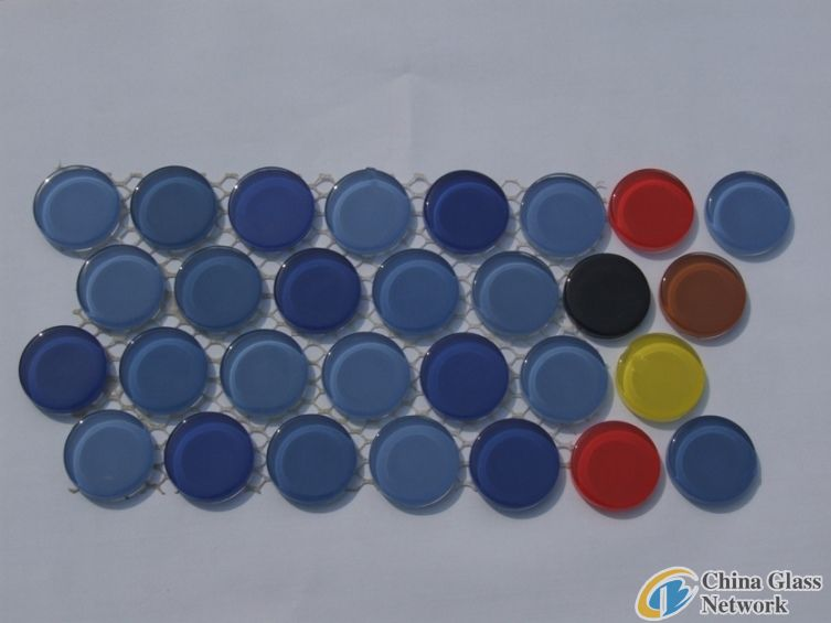 Circle Glass Mosaics