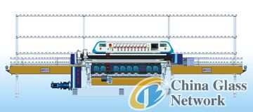 Multifunctional glass bevelling machine