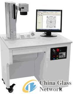 LD-MK4020 (20W) Fiber Laser Marking Machine