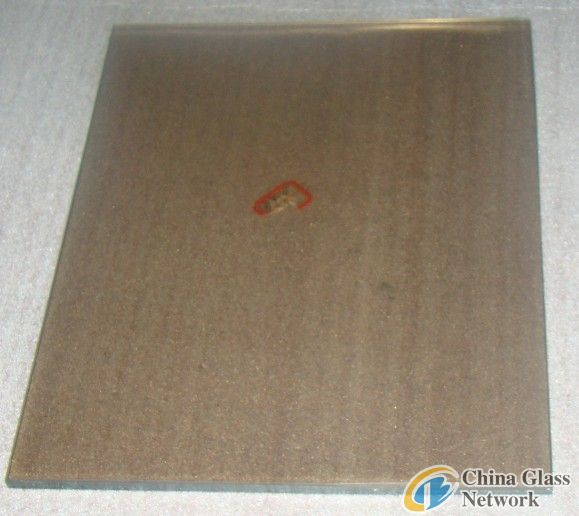 wafer laminated glass