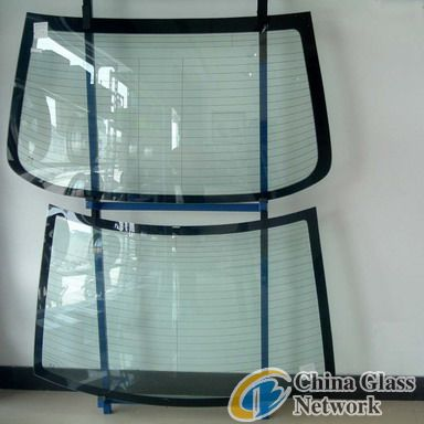 Rear Auto Windscreen