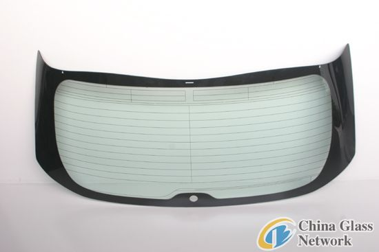 Tempered Rear Windshield