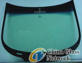 Laminated Front Windshield Glass