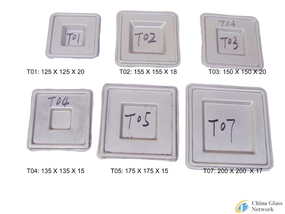T01 T02 T03 T04 T05  T06 T07  Glass Fruit Plate Mould