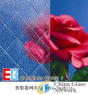 Nashiji Pattern glass