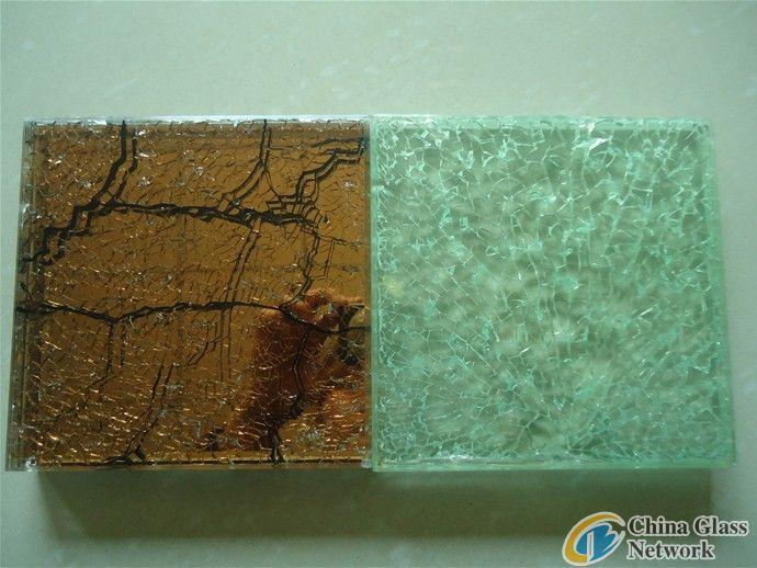 Decorative broken glass decorative glass art glass glass for Broken glass crafts