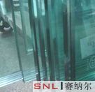4-12mm toughened glass for doors and windows