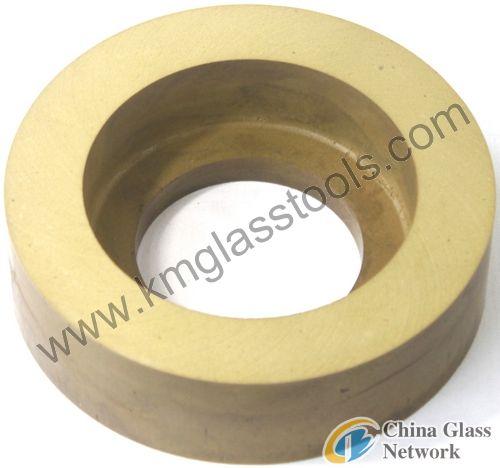 BK Polishing Wheels for Glass (Cup Shape)