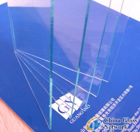 Guangyao 1.5mm 1.8mm 2.0mm 2.5mm 2.7mm 3.0mm 3.5mm 3.8mm 4.0mm 5.0mm clear sheet glass