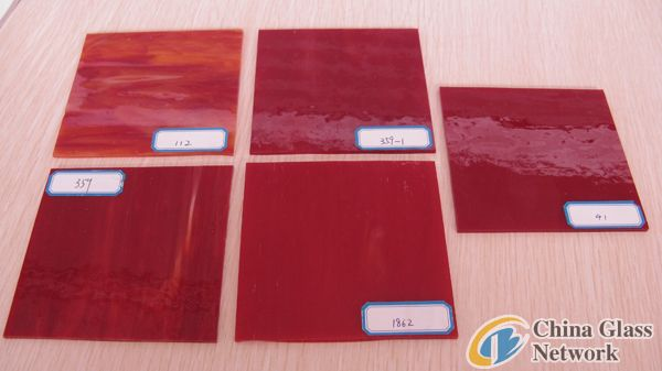 Guangyao stained glass sheet (opacifying glass)