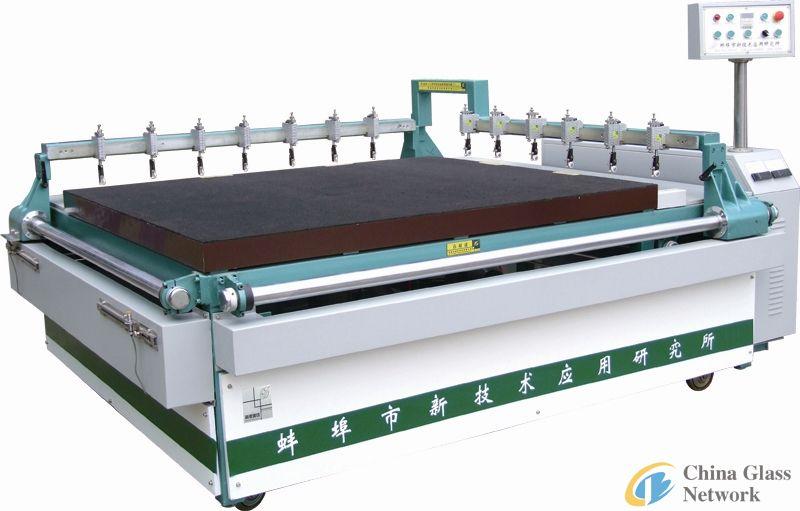 JL-ZJQZ-16135 Semi-automatic Glass Cutting Machine