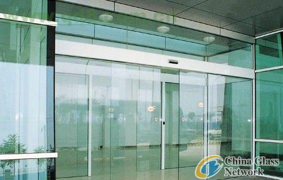 12mm tempered glass door