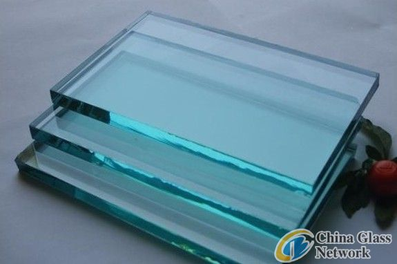 8MM clear float glass on sale